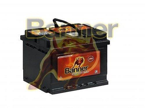 BANNER – ACUMULATOR STARTING BULL 44 Ah