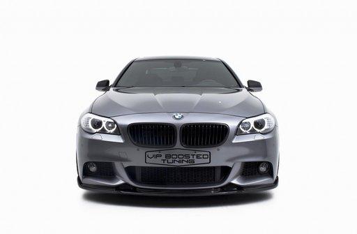 Bara Fata BMW Seria 5 F10 (2011-2014) M-Tech + proiectoare