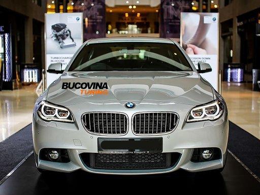 Bara fata BMW Seria 5 F10/ F11 Facelift (14-17) M-
