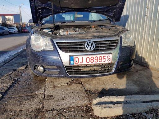 Bara fata completa cu grila semn proiectoare spalatoare VW EOS oem