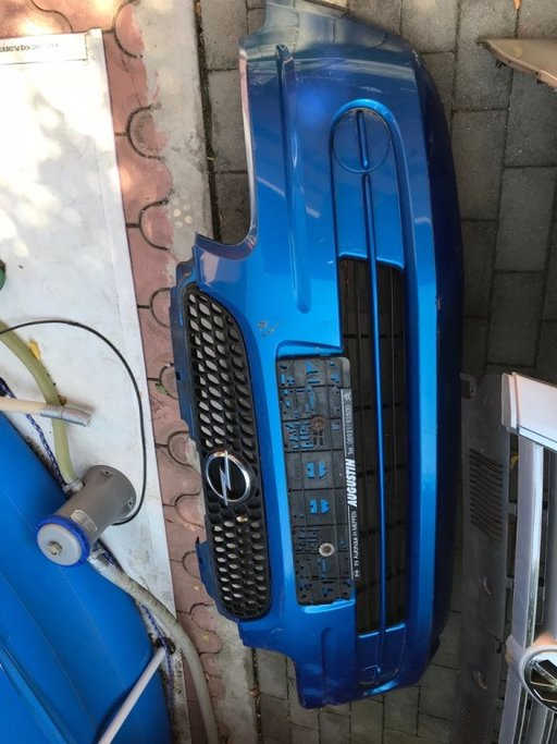 Bara fata Opel Agila 2001