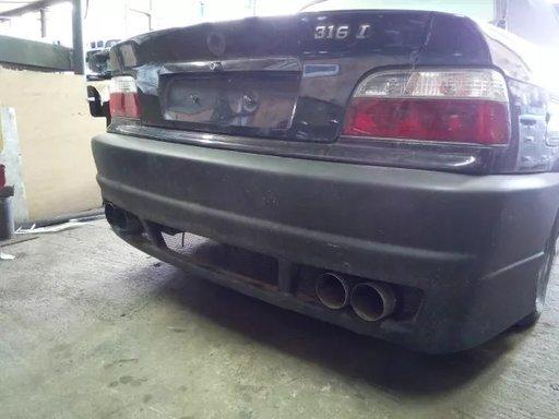 Bara protectie spate cu toba esapament Sport BMW E36