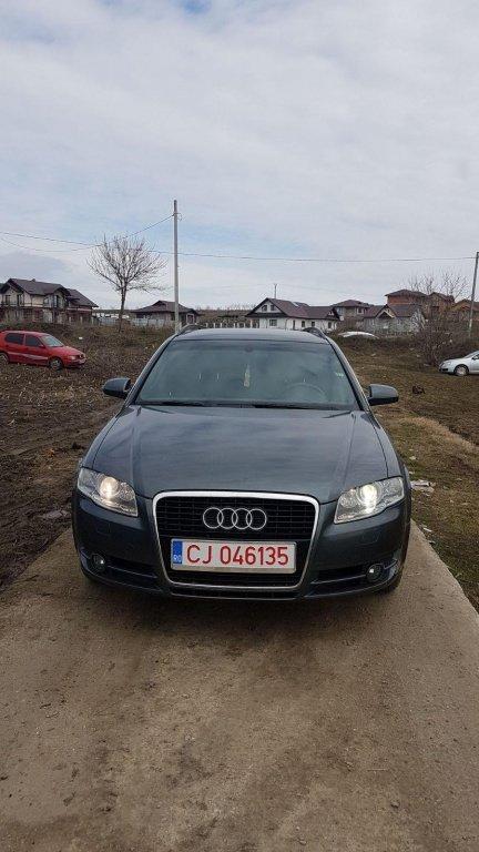 Bara spate Audi A4 B7 2007 combi 2.0