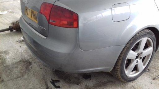 Bara Spate Audi A4 B7, an 2007