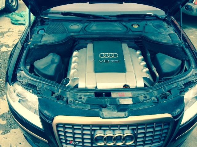 Bara spate Audi A8 W12
