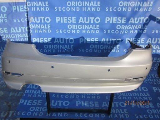 Bara spate BMW E60 ;modelul cu senzori (crapata stg+dr jos)