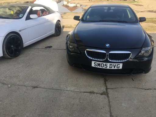 Bara spate BMW Seria 6 E63 2005 Coupe 3000