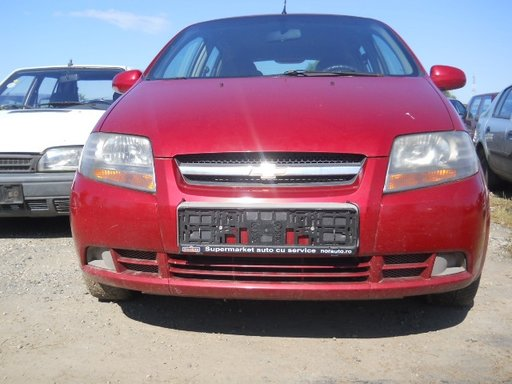 Bara spate Chevrolet Aveo 2007 hatchbach 1.2