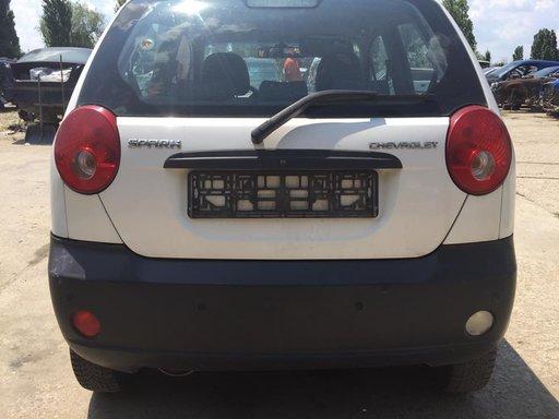 Bara Spate Chevrolet Spark DIN 2007
