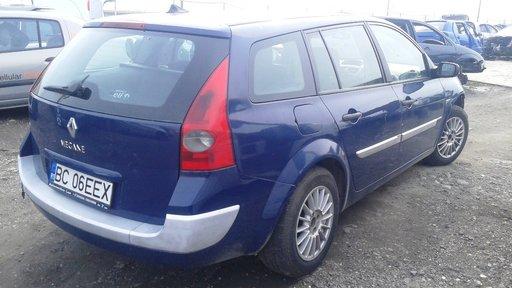 Bara spate completa albastra Renault Megan 2 - 200