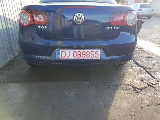 Bara spate completa cu senzori instalatie si suporti VW EOS Originala