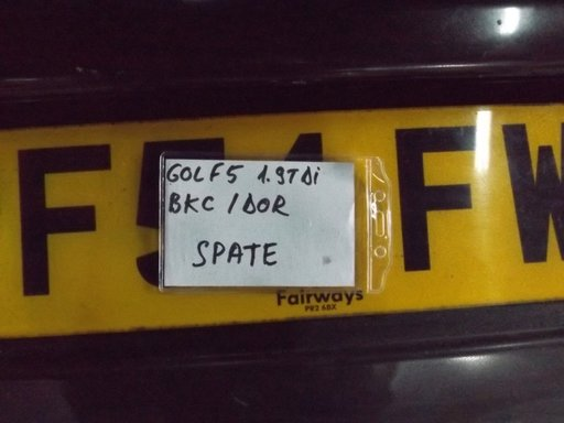 BARA SPATE COMPLETA VW GOLF 5 1.9 TDI 105 CAI BKC HACHBACK