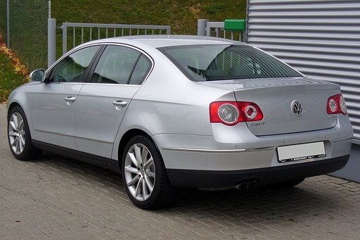 Bara spate completa VW Passat B6 2005-2009