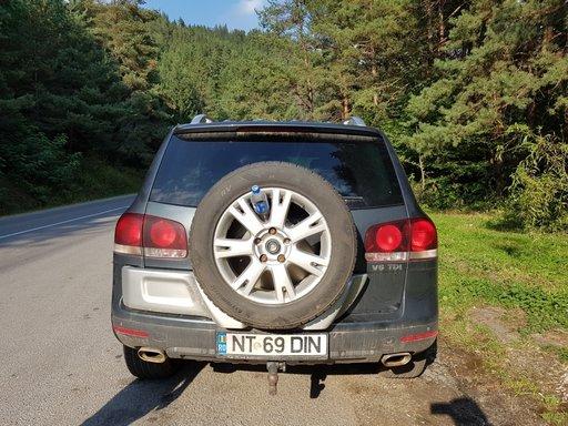 Bara spate completa VW TOUAREG 7L FACELIFT 3.0TDI