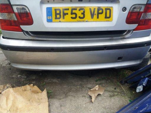 Bara spate cu senzori BMW Seria 3 E46 Facelift