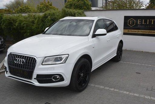 Bara spate cu senzori de parcare Audi Q5 2014