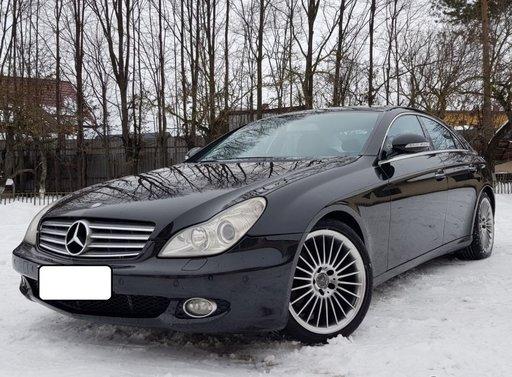 Bara spate cu senzori parcare Mercedes cls w219