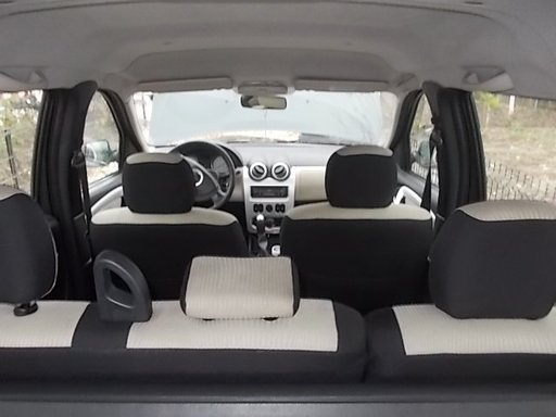 Bara spate Dacia Logan MCV 2010 break 1.6 16 v