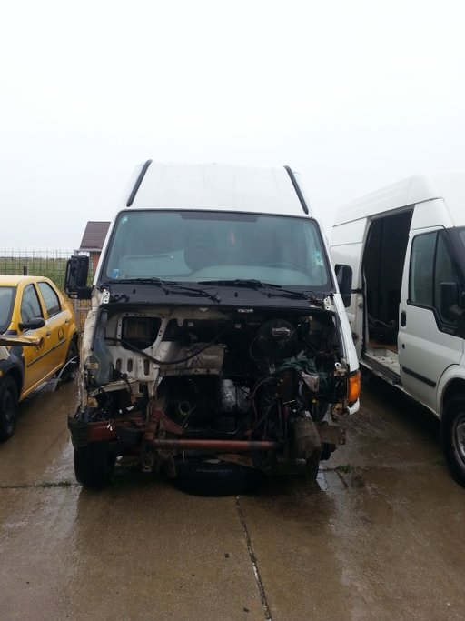 Bara spate, Iveco Daily, 2.8 TD, 814043C, 2000