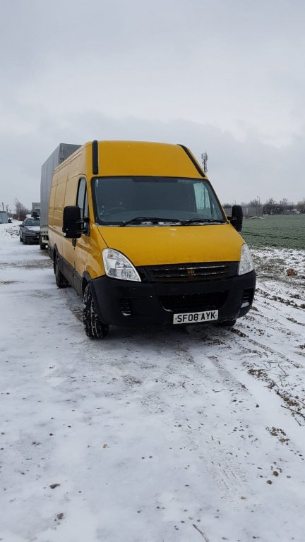 Bara spate Iveco Daily III 2008 LUNG 2.3