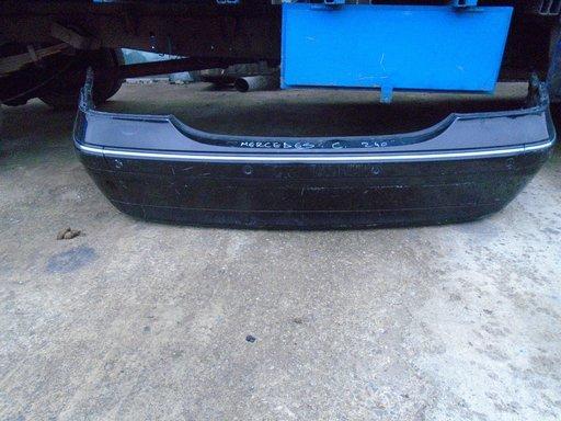 Bara spate Mercedes C Class berlina cu senzori parcare (negru) 2004