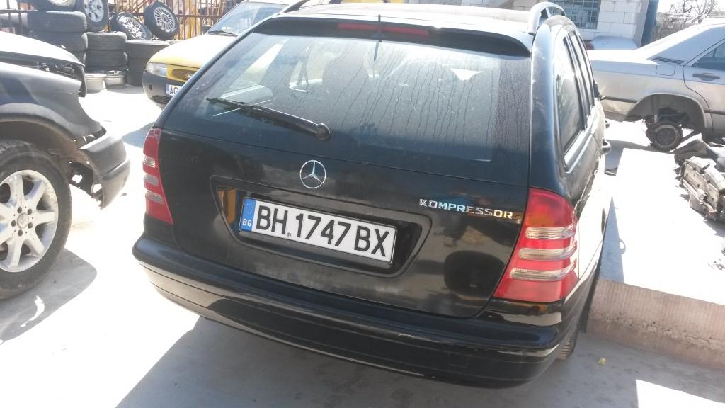 Bara spate Mercedes C200 W203