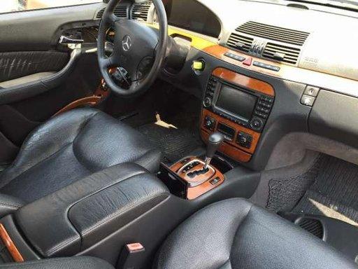 Bara spate Mercedes S-CLASS W220 2001 berlina 400