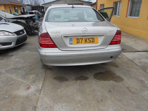 Bara spate Mercedes S Class, W220,2002,2003,2004
