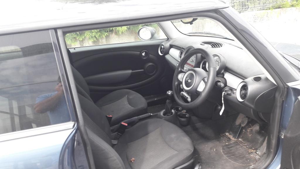 Bara spate Mini Cooper 2010 Hatchback 1.6