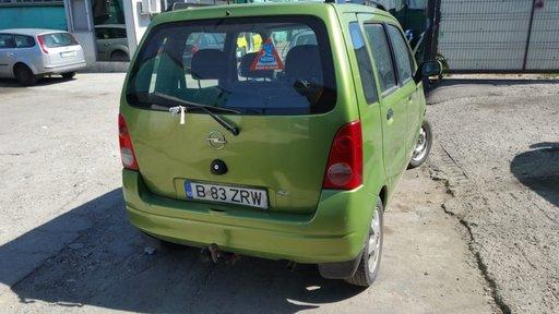 Bara spate Opel Agila 1.1 Benzina An 2002