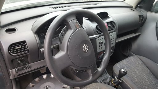Bara spate Opel Corsa C 2001 Coupe 1.2