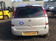 Bara spate Opel Meriva argintie