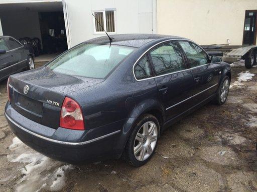 Bara spate pachet crom, gri metalizat, culoare LC7V- VW Passat B 5.5, 2001-2005.