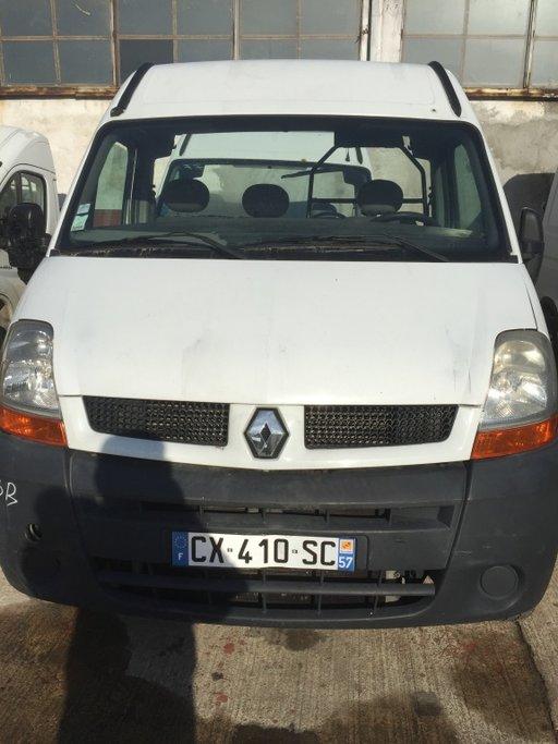 Bara spate Renault Master