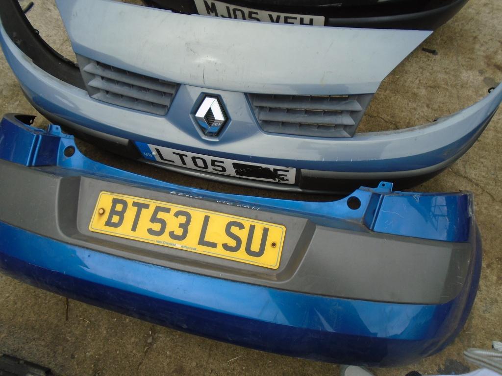 Bara spate Renault Megane Coupe 2005