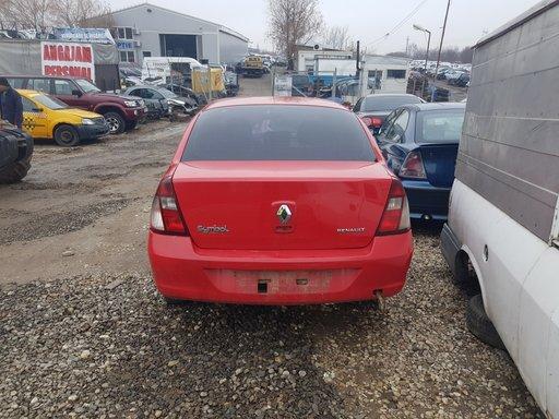Bara spate Renault Symbol 2007