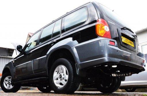 Bara Spate Spoiler Hyundai Terracan 2.9 CRDI 110KW 150CP 2001 2002 2003 2004 2005