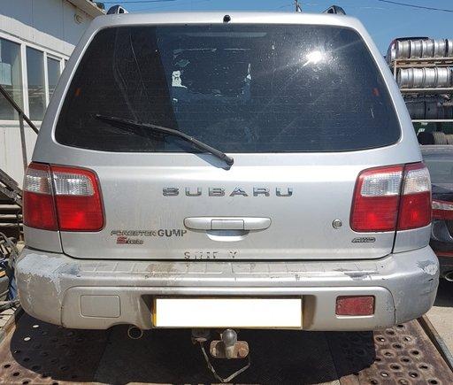 Bara spate Subaru Forester 2001 SUV 2.0 Turbo AWD