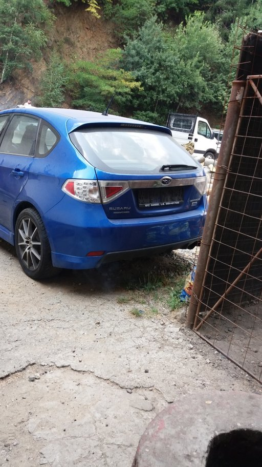 Bara spate Subaru Impreza 2010 Hatchback 2.0