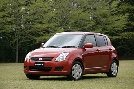 Bara spate Suzuki Swift 2005 2006 2007