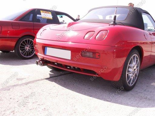 Bara spate tuning sport Fiat Barchetta fara facelift 1995 2002 v2