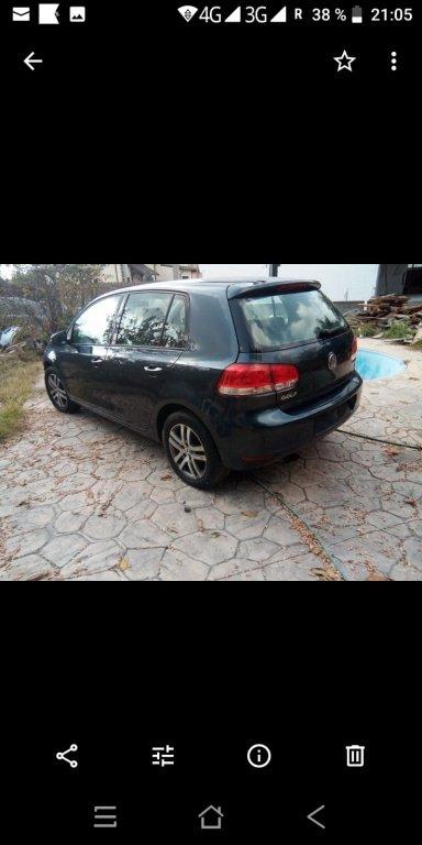 Bara spate VW Golf 6 2011 hatchback 1.4 tsi