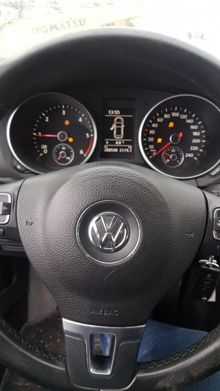 Bara spate VW Golf 6 2011 Hatchback 1.6