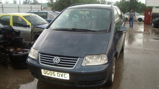 Bara spate VW Sharan 2005 Minivan 1.9
