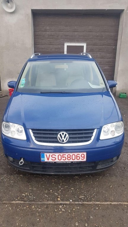 Bara spate VW Touran 2004 COMBI 2.0