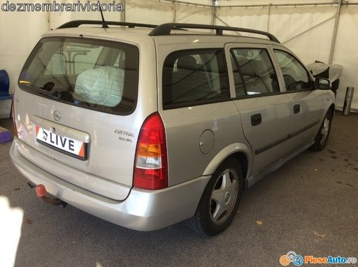 Bare longitudinale Opel Astra G caravan