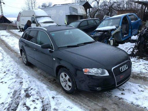 Bare portbagaj longitudinale Audi A4 B7 2006 COMBI 1.6I