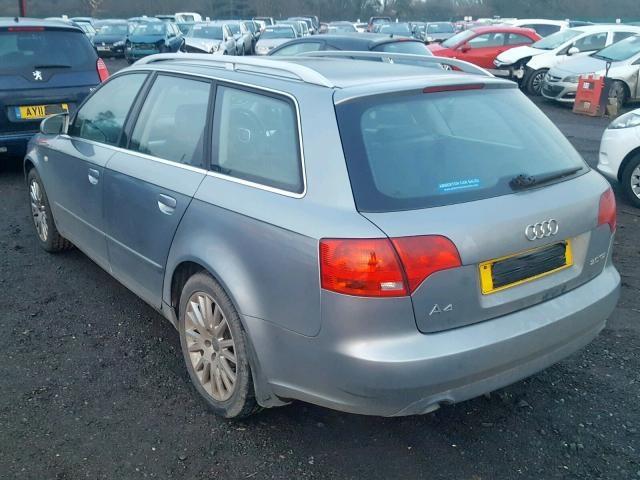 Bare portbagaj longitudinale Audi A4 B7 2007 Breack 2.0