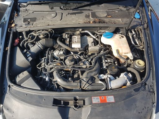 Bare portbagaj longitudinale Audi A6 4F C6 2007 Br