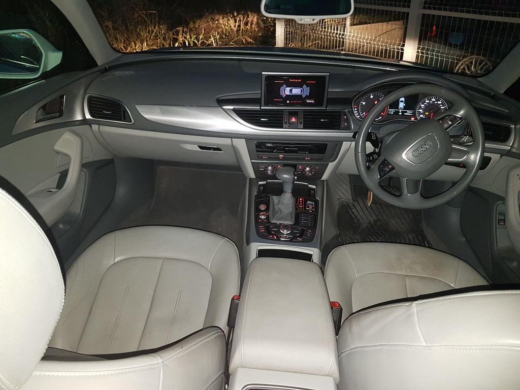 Bare portbagaj longitudinale Audi A6 4G C7 2012 variant 2.0 tdi